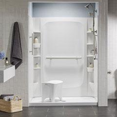 Sterling - Bathtubs & Showers - LMC Catalogue eShowroom